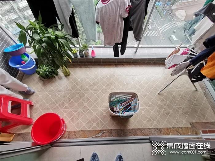 小卉改造|老旧阳台大变身!