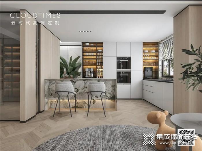 OMG!!云时代这套巴黎都市新房设计,只想搬回家!