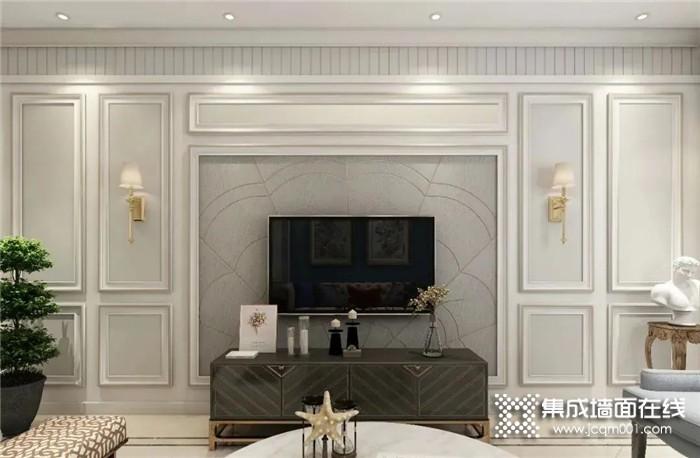 整家空间:时间就是金钱,集成墙面快装的最佳选择之一!
