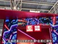 北京建博会:金盾顶美真定制顶墙,真正适合用户生活的家