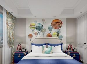 鼎美顶墙集成儿童房装修图,3款儿童房效果图赏析