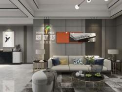 朋菲特全案整装-大板客厅沙发背景