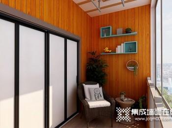 封闭阳台和开放阳台的区别-萌狮木阳台 (842播放)