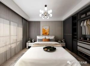 科居卧室背景墙效果图,颜值实用环保快装于一身