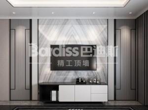 巴迪斯精工顶墙背景墙+护墙板产品效果图