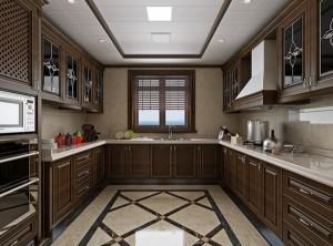 巴迪斯精工顶墙厨卫空间织锦产品效果图