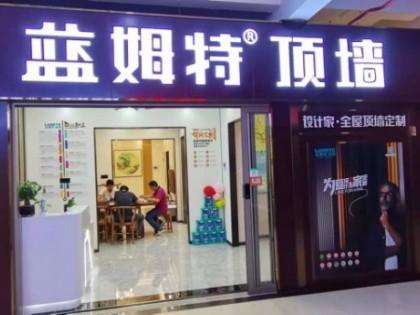 蓝姆特顶墙广东深圳龙华专卖店