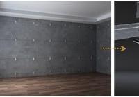 当护墙板遇上装配式,让家多亿点高级、多亿点耐用!