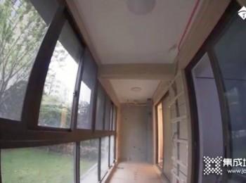向往的阳台第一期(Ⅲ)理想照进现实 8㎡阳台华丽变身