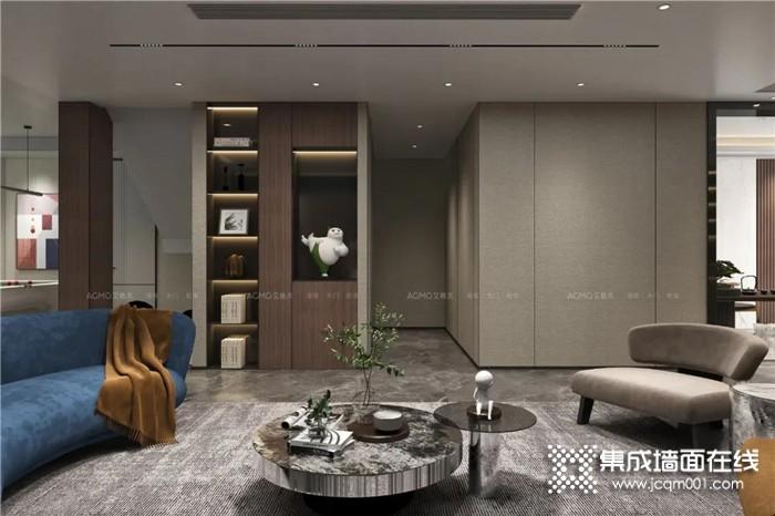 艾格木案例 | 现代轻奢大宅, 演绎复古时髦的高级质感