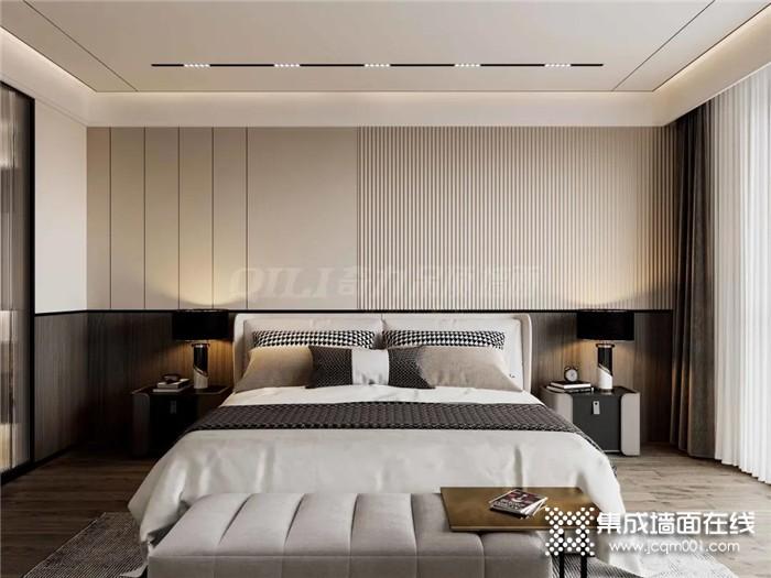 """奇力""""布格""""系列墙面,轻松打造完美卧室!"""