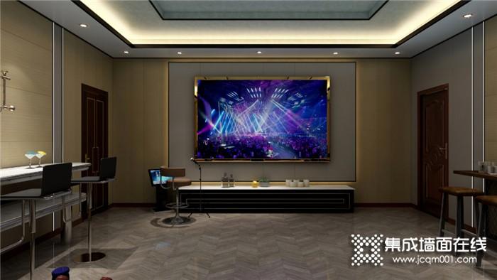 用科吉星集成墙板装修KTV效果如何?看图!