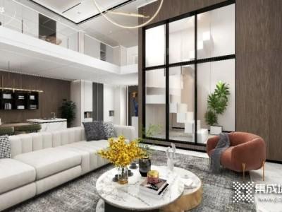 300㎡现代轻奢别墅 从娱乐室到客餐厅 都是梦寐以求的样子!
