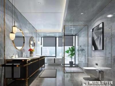 派格森定制顶墙柜——人类高品质卫生间设计!