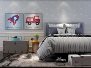 KOJO科居儿童房走心设计装修图,守护儿童健康未来
